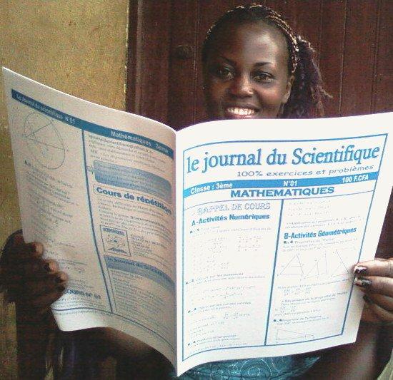 Nos Publications dans ACTUALITE lejournalduscientifique